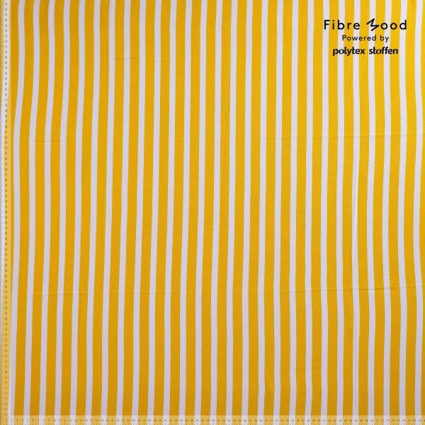 Aila Yellow/White Stripes
