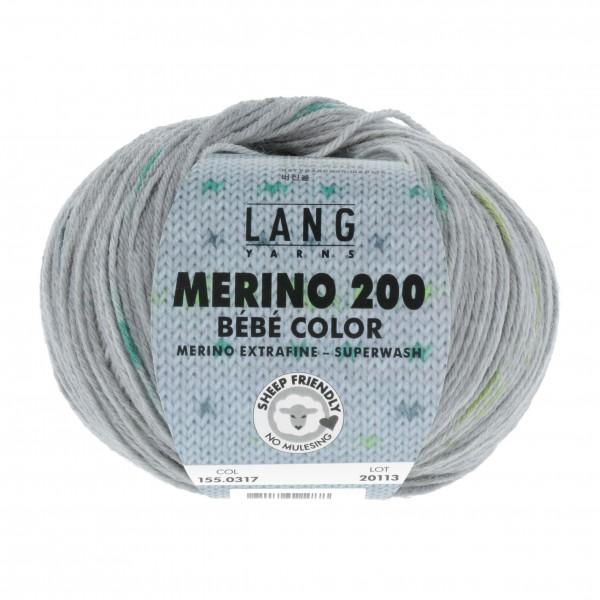 Merino 200 Bebe Color