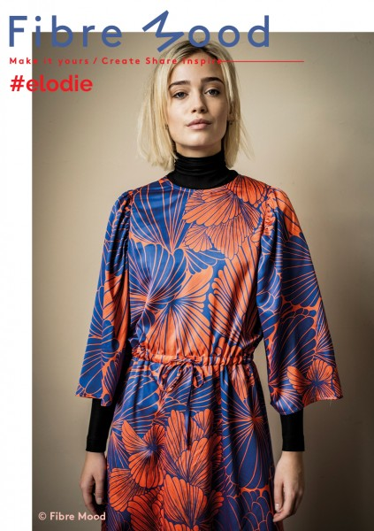 Elodie blue-orange
