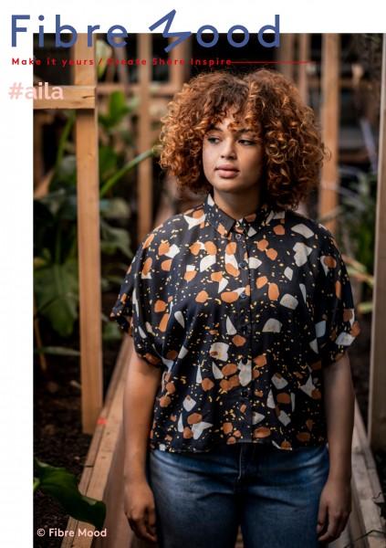 Bloom/ Danna Black with print