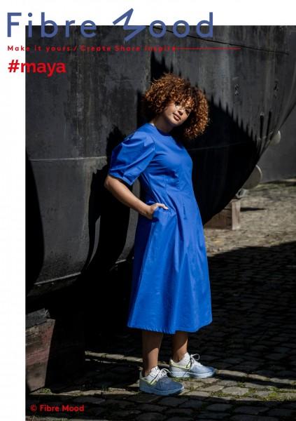Maya/ Rosa Cobalt Blue